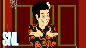The David S. Pumpkins Halloween Special Teaser (2) VO