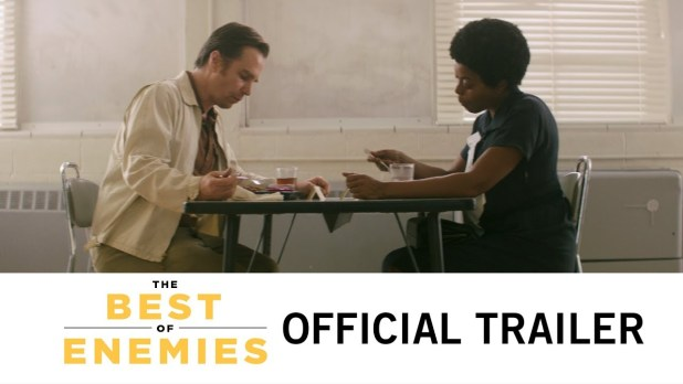 The Best of Enemies Bande-annonce VO