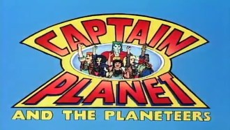 Captain Planet and the Planeteers Bande-annonce VO