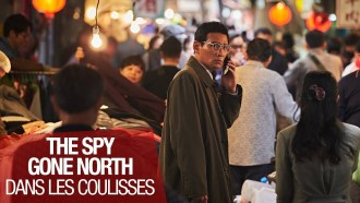The Spy Gone North Bonus VF