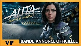 Alita : Battle Angel Bande-annonce (9) VF
