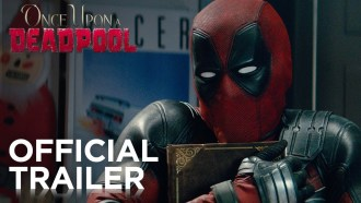 Once Upon a Deadpool Bande-annonce (2) VO