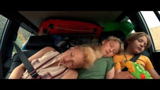 The Anderssons Hit the Road Bande-annonce VO