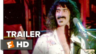 Eat That Question: Frank Zappa in His Own Words Bande-annonce VO