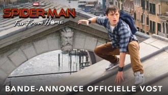 Spider-Man: Far from Home Bande-annonce (4) VO