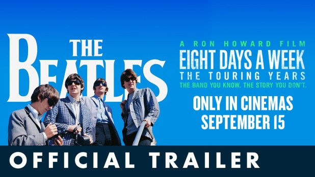 The Beatles: Eight Days a Week Bande-annonce (2) VO