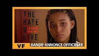The Hate U Give - La Haine qu'on donne Bande-annonce (3) VF