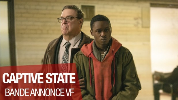 Captive State Bande-annonce VF