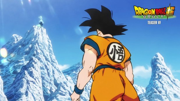 Dragon Ball Super : Broly Bande-annonce (5) VF