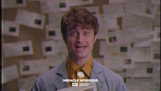Miracle Workers Teaser (2) VF