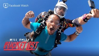 Will Smith's Bucket List Bande-annonce VO