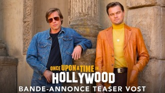 Once Upon a Time... in Hollywood Bande-annonce (2) VOST