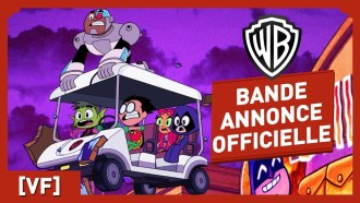 Teen Titans GO ! Le film Bande-annonce (3) VF