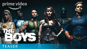 The Boys - Saison 1 - Episode 1 Bande-annonce VO
