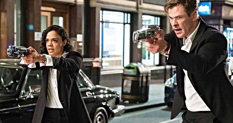 Men in Black International : un nouveau trailer qui sort l'artillerie lourde