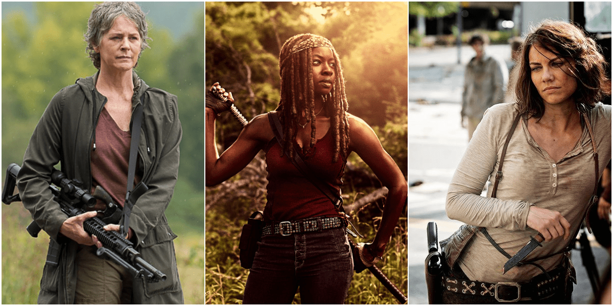 Nouvelle série spin-off commandée pour 2020 — The Walking Dead