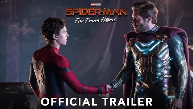 Spider-Man : Far from Home Bande-annonce (5) VO
