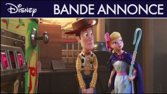 Toy Story 4 Bande-annonce (3) VF