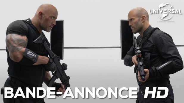 Fast & Furious : Hobbs & Shaw Bande-annonce (3) VF