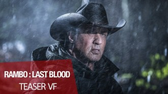 Rambo : Last Blood Teaser VF