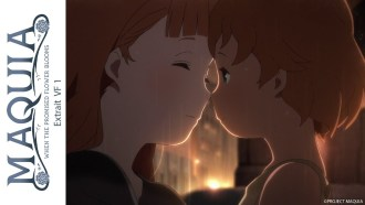 Maquia : When the promised Flower blooms Extrait VF