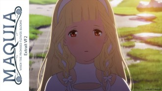Maquia : When the promised Flower blooms Extrait (2) VF