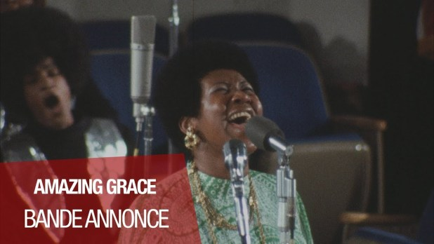 Amazing Grace - Aretha Franklin Bande-annonce VO