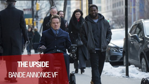 The Upside Bande-annonce (3) VF