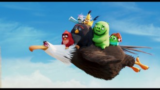 Angry Birds : Copains comme cochons Teaser (2) VF