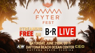 AEW Fyter Fest Bande-annonce VO