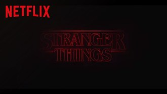 Stranger Things Générique VO