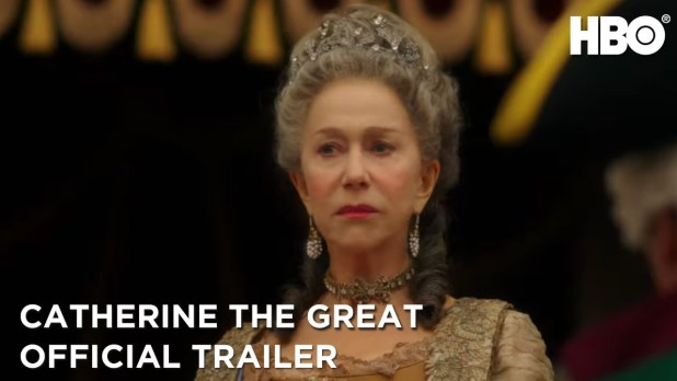 Catherine the Great Bande-annonce VO