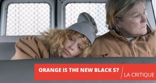 Orange is the New Black S7 ou l'art de finir en beauté