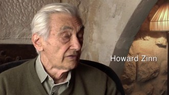 Howard Zinn: a People's History of the U.S. Bande-annonce VO