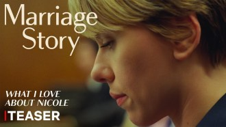 Marriage Story Teaser VO