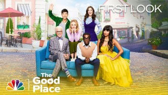 The Good Place - Saison 4 Bonus VO