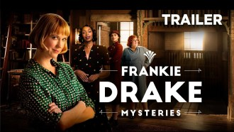 Frankie Drake Mysteries Bande-annonce (2) VO