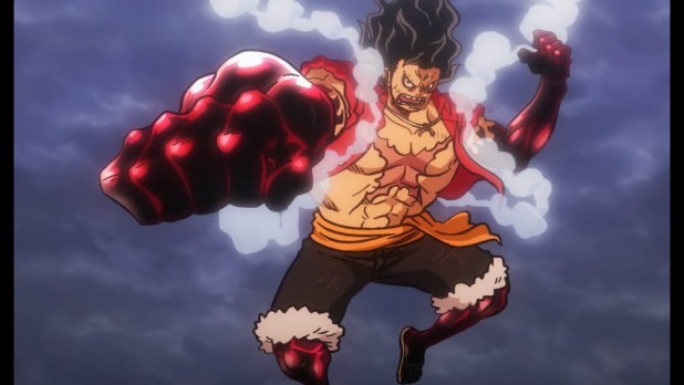 One Piece Stampede Bande-annonce VF